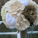 Sara H sneak peak bridal bouquet 1