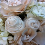 Sara H sneak peak toss bouquet