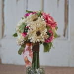 felt jersey decor bouquet 15